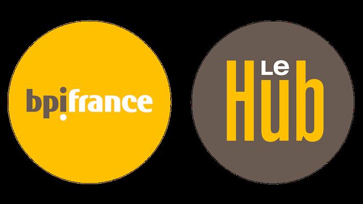 Logo Bpifrance Le Hub