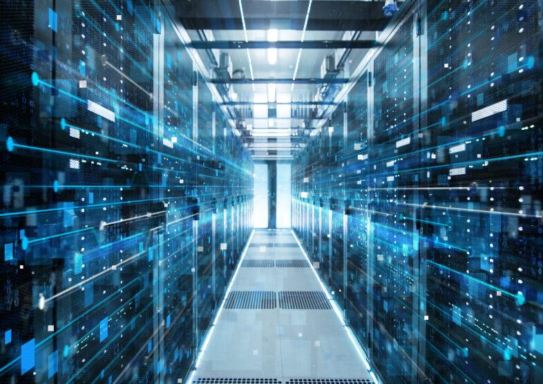 Data centers corridor